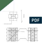 Draft a-frame Scaffolding for Column (1)