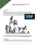 135783045 Acciones Animacion Ludica Favorecer Aprendizaje Contenidos Del Area Analisis Fonico