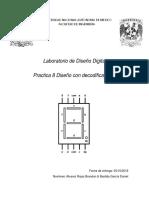 Practica 8  Diseño Digital
