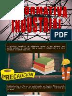 La Normativa Industrial