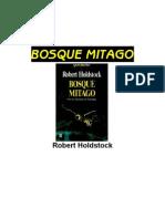 Bosque Mitago - Robert Holdstock