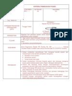 SPO Kriteria Pemindahan Pasien.docx