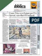 La Rassegna Stampa Nazionale Di Sabato 24 Novembre 2018