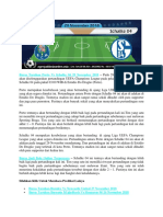 Bursa Taruhan Porto vs Schalke 04 29 November 2018