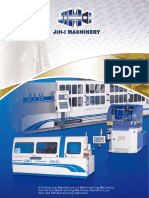 Catalogue Máy Nhôm Jih