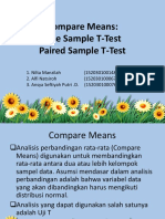 Ppt One Paired