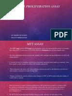 Mtt Assay-pratik Kulkarni