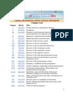 ICD-10 2010 volume 1 & 3