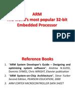 1 Introduction ARM