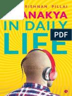 Radhakrishnan Pillai - Chanakya in Daily Life (2016, Rupa Publ.).pdf