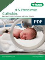 Vygon Neonatal Paediatric Full