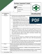 13. Sk Monitoring Status Fisiologi Selama Pemberian Anastesi Lokal Dan Sedasi