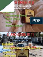 Jual !!! Kopi Purwaceng Dieng  0853–7021–6179 (Telkomsel)