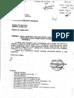 Uputa o Izmjeni i Dopuni Upute Za Obradu Računa Od 02-2016 2