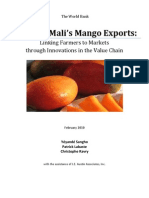 Mali Mangoes Success