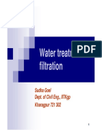 Ch4 5 Watertreatment Filtration