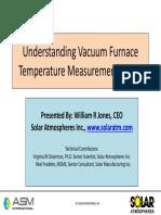 Understanding Vacuum Furnace Temp  ASM Webinar