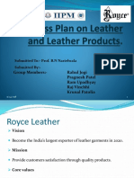 72380921-Business-Plan-on-Leather-and-Leather-Products.pptx