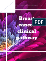 Breast Cancer Clinical Path Ay