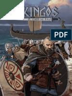 Premaqueta Vikingos Verkami Muestra Color