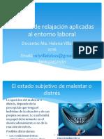 tecnicas de relajación aplicadas al entorno Laboral..pptx