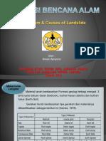 4. Mechanism & Causes Landslide