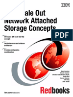 IBM Network Attched Storage Concepts