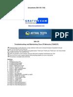 Gratisexam.com Cisco.actualtests.300 135.v2015!05!21.by.olive.55q