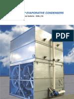 Condensador Evaporativo Krack