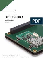 Uhf Radio Na Uhf g0 r6