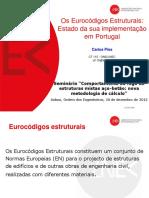 Eurocódigos Estruturais