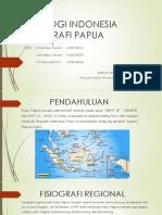 GEOLOGI INDONESIA (Fisiografi Papua) Kel.Laili,Tita,Diana.pptx