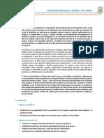 Informe de Estructuras de Madera Usp 1212