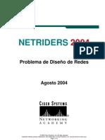 Netriders2004-Problema de Diseno