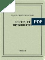 Schmid Johann Christopher - Contes Et Historiettes (5)