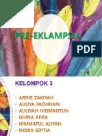 Ppt - Pre-eklampsia Kel 3(1)