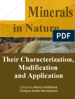 Clay Minerals Nature Characterization i to 12