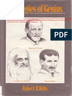NlpBook - Robert Dilts - Strategies of Genius, Sigmund Freud, Nikola Tesla, Leonardo Da Vinci_vol3