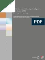 Revista Internacional de Investigacion de Ingenieria Computacional PARTE 1
