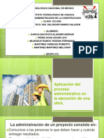 Aplicación Del Proceso Administrativo en La Ejecución de[1]-1