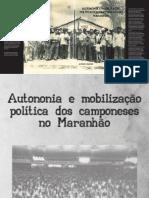 Políticas dos camponeses no Maranhão