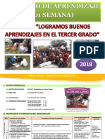 Proyecto de Aprendizaje Dia de Logro