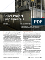 Boiler Project Fundamentals