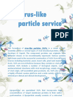 Virus-like Particle Service