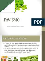 FAVISMO