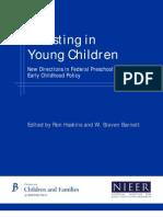 Brooking Institute Report