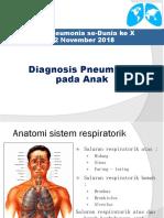 2.Diagnosis Pneumonia