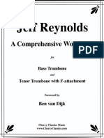 Jeff Reynolds Trombone Workbook
