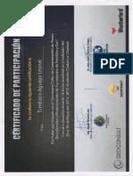 Certificado 4 Opt Opt