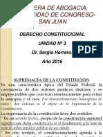 Unidad 3 ,Constitucional